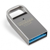 Atmintukas Corsair Voyager Vega 64GB USB3.0, Atsparus įbrėžimams, Low profile