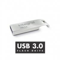Atmintukas Integral ARC 8GB metalinis USB 3.0 Read:Write (80/5 MB/s)
