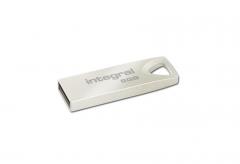 Atmintukas Integral Metal ARC 8GB, Be dangtelio, Stilingas