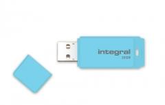 Atmintukas Integral Pastel 32GB, Blue Sky