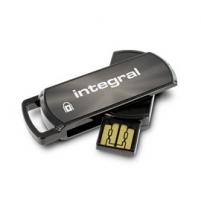 Atmintukas Integral Secure 360 16GB, Programinis šifravimas AES 256 bit