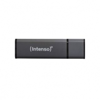 Atmintukas Intenso Alu Line Anthracite, 32GB