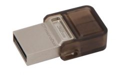 Atmintukas Kingston 32GB DT microDuo USB 3.0 micro&USB OTG