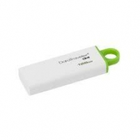 Atmintukas Kingston DataTraveler I G4 128GB USB 3.0, Žalias Flash memory
