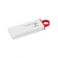 Atmintukas Kingston DataTraveler I G4 32GB USB 3.0, Raudonas