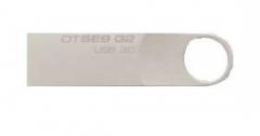 Atmintukas Kingston DataTraveler SE9 G2  128GB USB3, Metalinis
