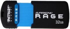 Atmintukas Patriot Supersonic XT Rage 32GB USB3, Sparta 180/50MBs