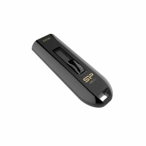 Atmintukas Silicon Power memory USB Blaze B21 64GB USB 3.0 Black