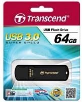 Atmintukas Transcend JF700 64GB USB3.0 Juodas