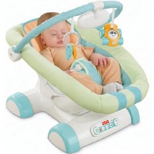 Atpalaiduojanti masažinė kėdutė Fisher Price 274220 ( W2044 ) Kitos prekės kūdikiams