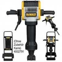 Chop off  hammer DeWALT D25980K-QS The digging bit