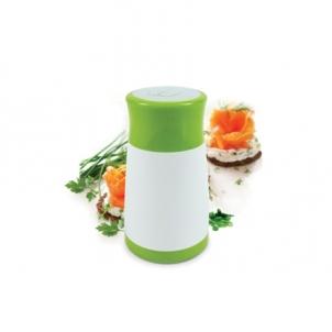 Augalų smulkintuvas Yoko Design 1150-7260 Herb mill, Green/White Virtuvės įrankiai