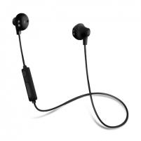 Ausinės Acme BH102 Bluetooth, Black, Built-in microphone