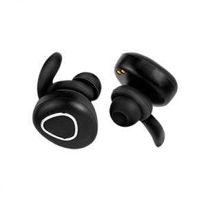 Ausinės Acme BH406 Bluetooth, Black, Built-in microphone