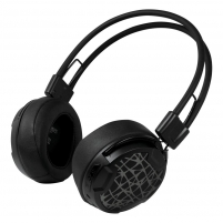 Ausinės Arctic ultra-lightweight headphones P604, wireless, bluetooth 4.0, black