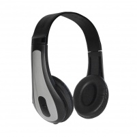 Ausinės ART Bluetooth Headphones with microphone AP-B03 grey