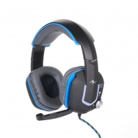 Ausinės ART GAMING Headphones with microphone 7.1 VIBRATION X2