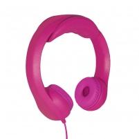 Ausinės ART Headphones for kids AP-T01P pink