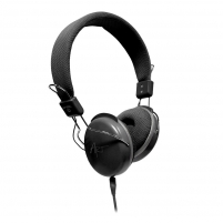Ausinės ART Multimedia Headphones STEREO with microphone AP-60MD black