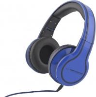 Audio/stereo ausinės Esperanza EH136B   3m su garso reguliatoriumi