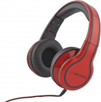 Ausinės Audio/stereo Esperanza EH136R   3m su garso reguliatoriumi