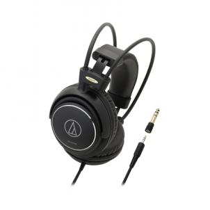 Ausinės Audio Technica 10 – 25,000 Hz Hz, 6.3mm / 3.5mm gold-plated stereo plug Ausinės ir mikrofonai