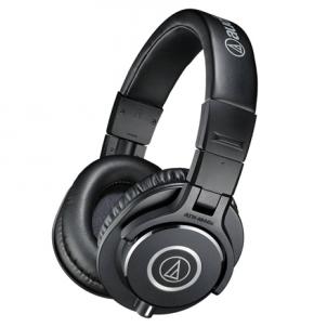 Ausinės Audio Technica ATH-M40X Professional Monitor Headphones Ausinės ir mikrofonai