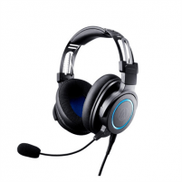 Ausinės Audio Technica Gaming Headset ATH-G1 On-ear, Microphone