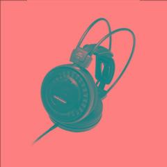 Ausinės Audio Technica High Fidelity ATH-AD500X Open backed Hi-Fi Headphones Ausinės ir mikrofonai