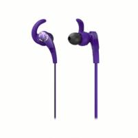 Ausinės Audio Technica SonicFuel ATH-CKX7PL Earphones - Purple
