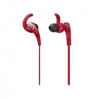 Ausinės Audio Technica SonicFuel ATH-CKX7RD Earphones - Red Ausinės ir mikrofonai
