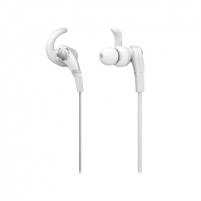 Ausinės Audio Technica SonicFuel ATH-CKX7WH Earphones - White Ausinės ir mikrofonai