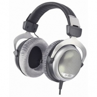 Beyerdynamic DT 880 Edition Premium Headphones/ 250 Ohms/ Semi Open, with Single Sided Cable Laidinės ausinės