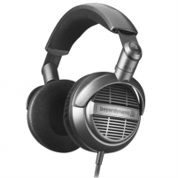 Beyerdynamic DTX 910 Stereo Headphones/ 32 Ohms/ Open, with Single Sided Cable/ Stereo Mini-Jack and 1/4'' Adapter