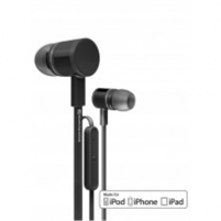 Ausinės Beyerdynamic iDX 120 iE In-Ear Headphones with Apple-certified 3-button remote & mic/ Black
