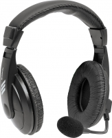 Ausinės DEFENDER Headset for PC Gryphon 750