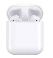 Ausinės Devia 5.0 TWS wireless earphone (V8) white Belaidės, bluetooth ausinės