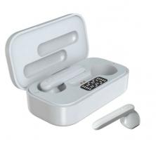 Ausinės Devia Joy A2 series TWS wireless earphone white