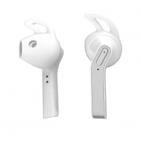 Ausinės Devia Kintone series TWS wireless earphone white Belaidės, bluetooth ausinės