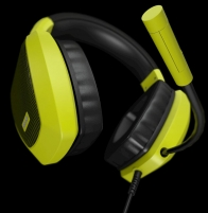 Gaming Headset RAGE Z50 GLOW YELLOW