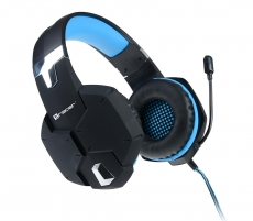 Ausinės Gaming Headset TRACER DRAGON BLUE