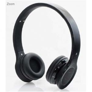 Ausinės Gembird Bluetooth stereo headset ''Berlin'' (black) Belaidės, bluetooth ausinės