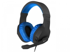 Ausinės Genesis Gaming headphones Argon 200 blue