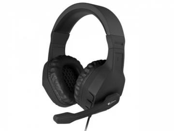 Ausinės Genesis Gaming headphones Argon 200 black