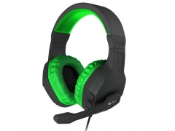 Ausinės Genesis Gaming headphones Argon 200 green