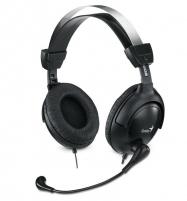 Ausinės Genius Headphones HS-505X (with microphone)