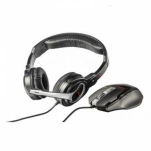 Ausinės GTX 249 + Mouse