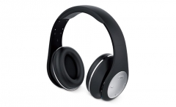 Ausinės Headset Genius HS-935BT Black, Bluetooth 4.1, microphone, rechargeable