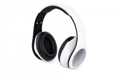 Ausinės Headset Genius HS-935BT White, Bluetooth 4.1, microphone, rechargeable