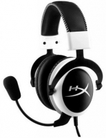 Ausinės KINGSTON HYPERX CLOUD GAMING HEADSET WH